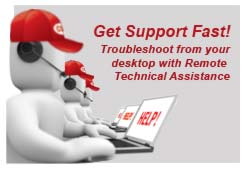 Remote Technical Assistance